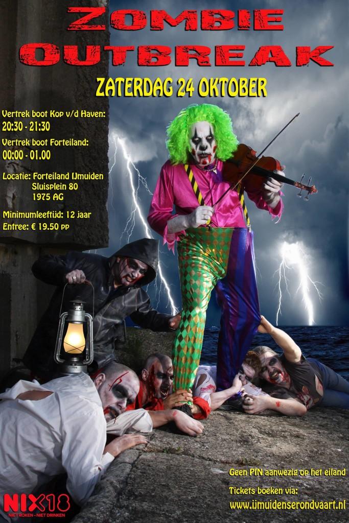 poster halloween 2015